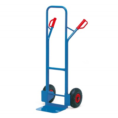 Stapelkarre Traglast 300 kg Bereifung | Luft