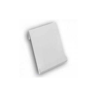 Prospekthalter DIN A 4 für Lochplatten