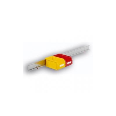Lagersichtkastenhalter Größe 7 für Lochplatten