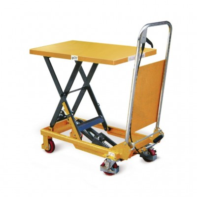 Hydraulischer Scherenhubtischwagen Traglast | 150 kg