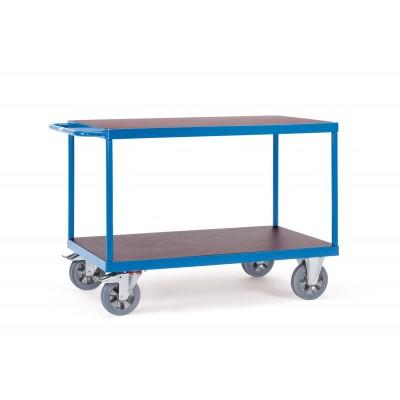 Schwerer Wagen mit 1200 kg Traglast