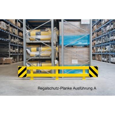 Regalschutz-Planke