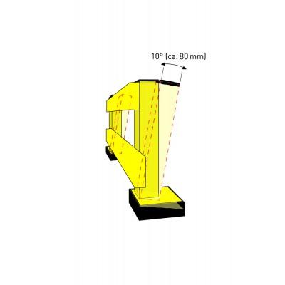 Rammschutz-Planke SWING