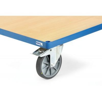 Räder elektrisch leitfähig mit TPE-ESD-Bereifung