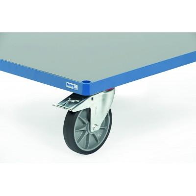 Ladefläche aus Hart-PVC-Platte