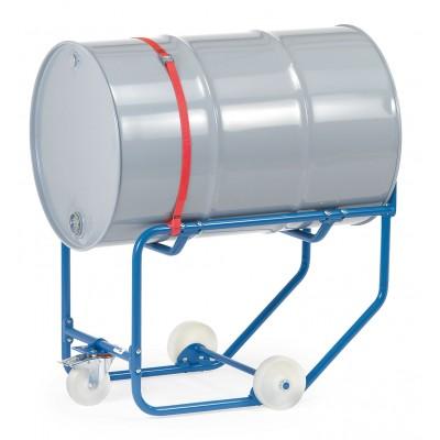 Fasskipper - für 200-ltr. Fässer Ausführung | Ohne Hebelstange und ohne Rollen zum leichten Verdrehen der Fässer
