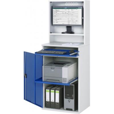 Computer-Schrank mit Monitorgehäuse - 650 mm