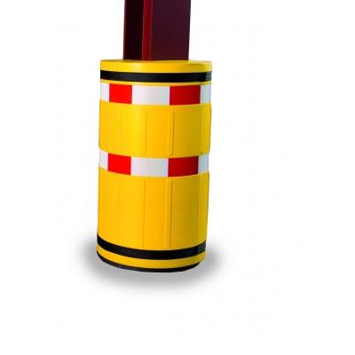 Säulenschutz aus Polyethylen