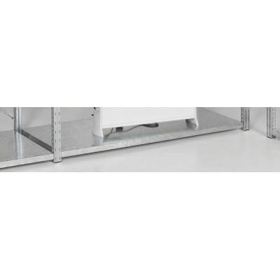 Zusatzboden für Stahlblechregal