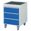 Roll-Container für Baukasten-Werkbänke