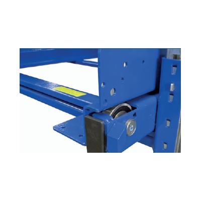 Rahmen-Schubfach mit integrierter stabilisierender Traverse