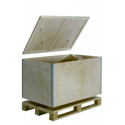 NoNail Paletten-Kiste RIVVAPLY
