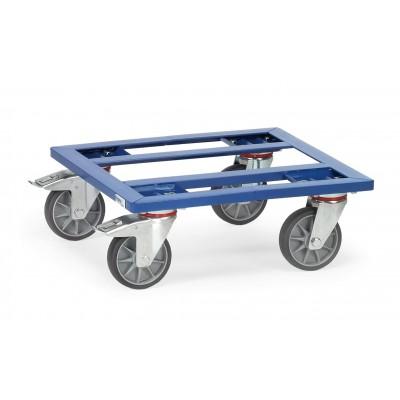 Kistenroller Ausstattung | ohne Holzplattform