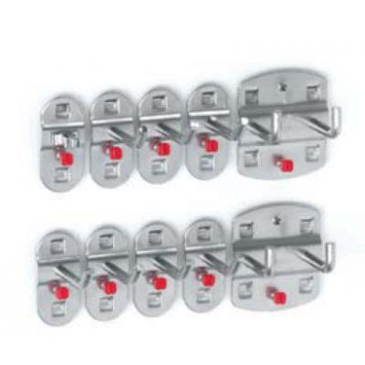 Werkzeughalter-Sortiment 10-teilig
