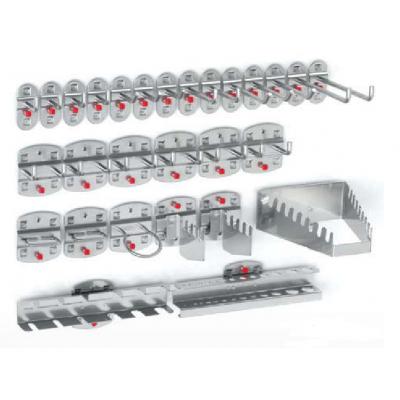 Werkzeughalter-Sortiment 28-teilig