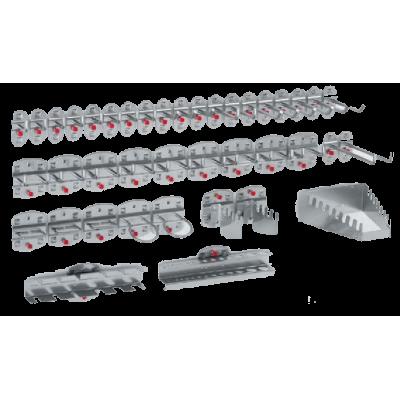 Werkzeughalter-Sortiment 40-teilig