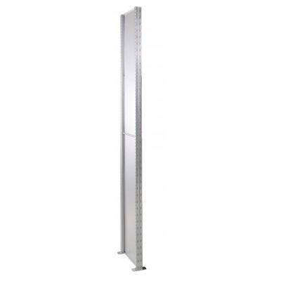 Seitenwand für Stahlblechregal