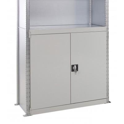 Tür für Stahlblechregal - 1 m