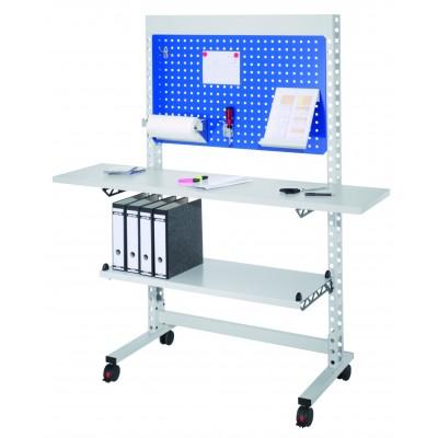ErgoPlus Steharbeitsplatz | ohne Schublade