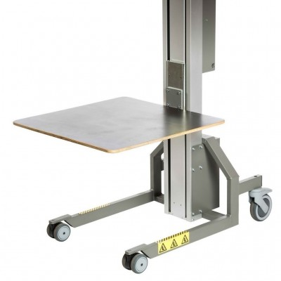 Plattform Holz - 500 x 500 mm   Impact 80, 90, 130