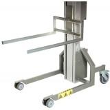 Gabel verzinkter Stahl - 585 x 375 mm | Impact 80, 90, 130