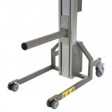 Dorn, lackierter Stahl - 500 mm Ø 60 | für Impact 80, 90, 130