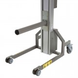 Dorn, lackierter Stahl - 800 mm Ø 60 | für Impact 80, 90, 130