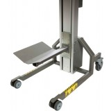 Dorn und V-Block , lackierter Stahl | Impact 80, 90, 130