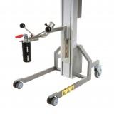 Rollenmanipulator, Stahl - für Stretchfolien bis 20 kg