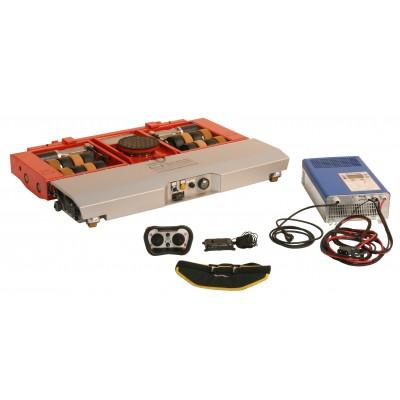 Elektrisch angetriebene Fahrwerke - Set