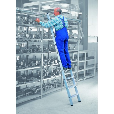 Aluminium-Regalleiter - einhängbar