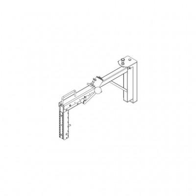 Rollenmanipulator, Stahl - für Stretchfolien bis 40 kg