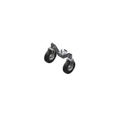 Zwei Hinterräder - für Elektrokipper