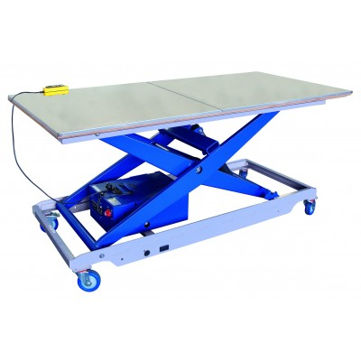 Höhenverstellbarer Arbeitstisch HS 600 - ohne Arbeitsplatte