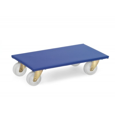 Möbelroller mit Rutsch-Schutzbelag Traglast | 350 kg