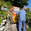 Alitrak DCT-300 - Elektrokipper auf Raupen