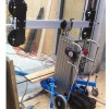 Tragbarer elektrischer Glaslift Typ CA 400 GL