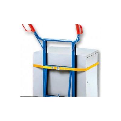 Zurrgurt für Geräte- und Treppen-,Stapelkarren