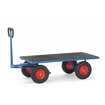 Handpritschenwagen Ausführung | ohne Wände