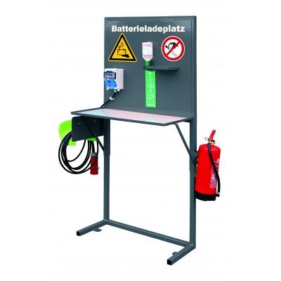 Batterie-Ladeplatz