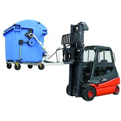 Mülltonnenkipper für Großtonnen und Container