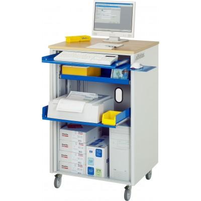 Computer-Station - Breite 710 mm