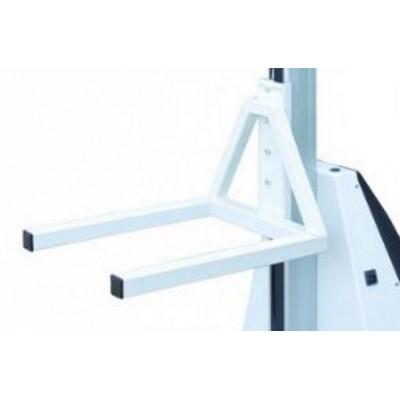 TEAMER Minilifter - Hubgabelträger U Form 420 x 470 mm