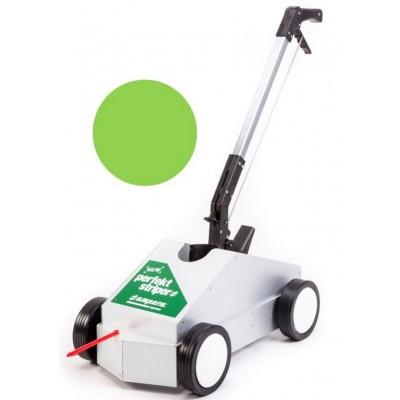 Bodenmarkiergerät Perfekt Striper - Set Grün