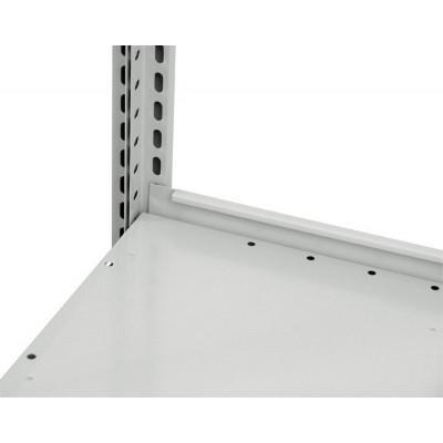 Anschlagleiste - für Fachbodenregal Stecksystem