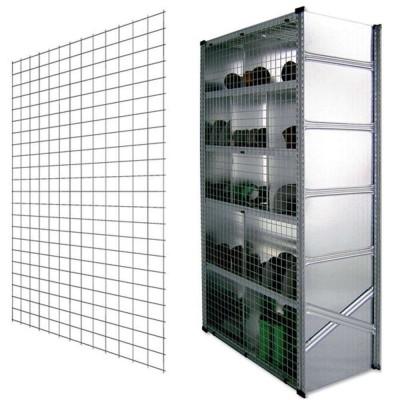Rückwand Gitter - für Fachbodenregal Stecksystem