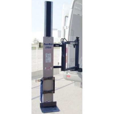 PowerMate LiftGate - Traglast 227 kg