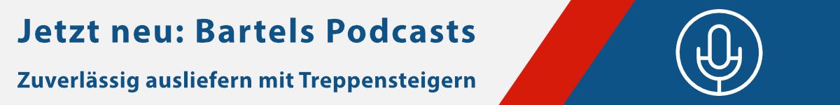 Der Bartels Podcast - Treppensteiger